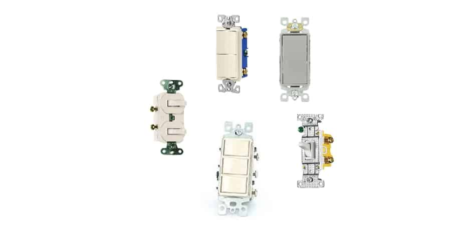 Different Types Of Home Light Switches