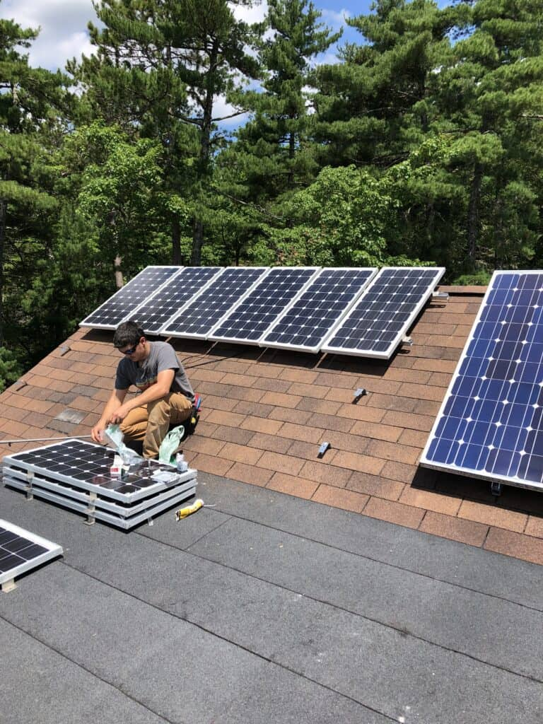 can you power your home with solar panels
