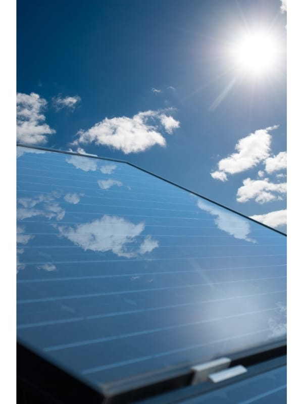What Are Three Types Of Solar Panels
