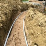 How To Install Underground Conduit Power-By The Pros